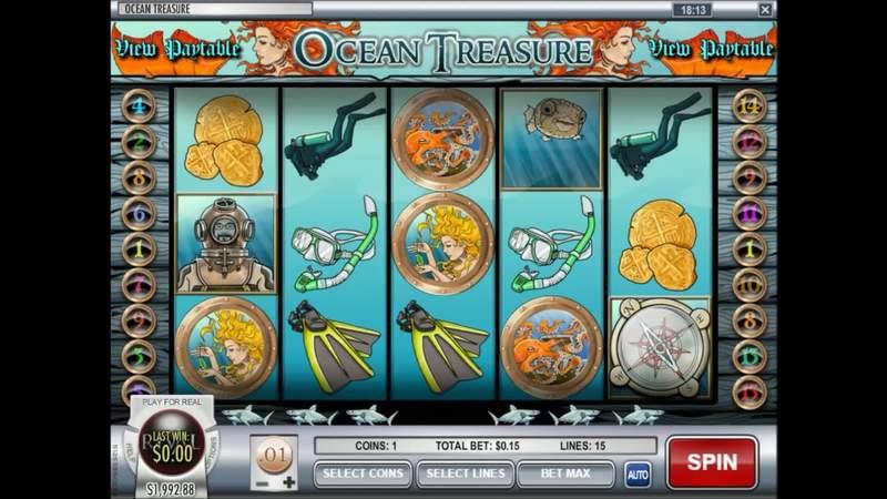 Spielerisch am Slot-Automaten in die Tiefe gehen